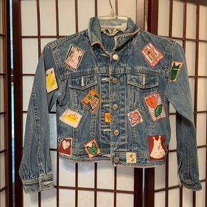 Totally Vintage Style Gap Originals Girls Jacket
